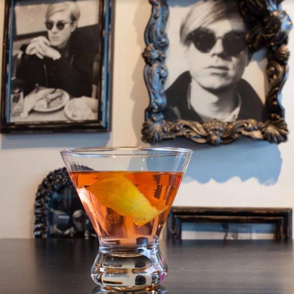 Lorenzo Kitchen cocktail