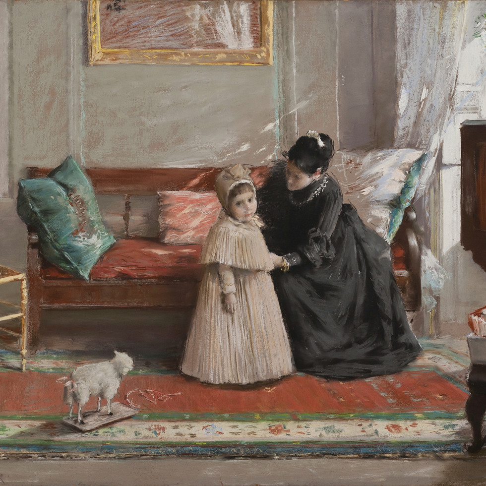 Mrs Chase, Fortuny Meadows Museum