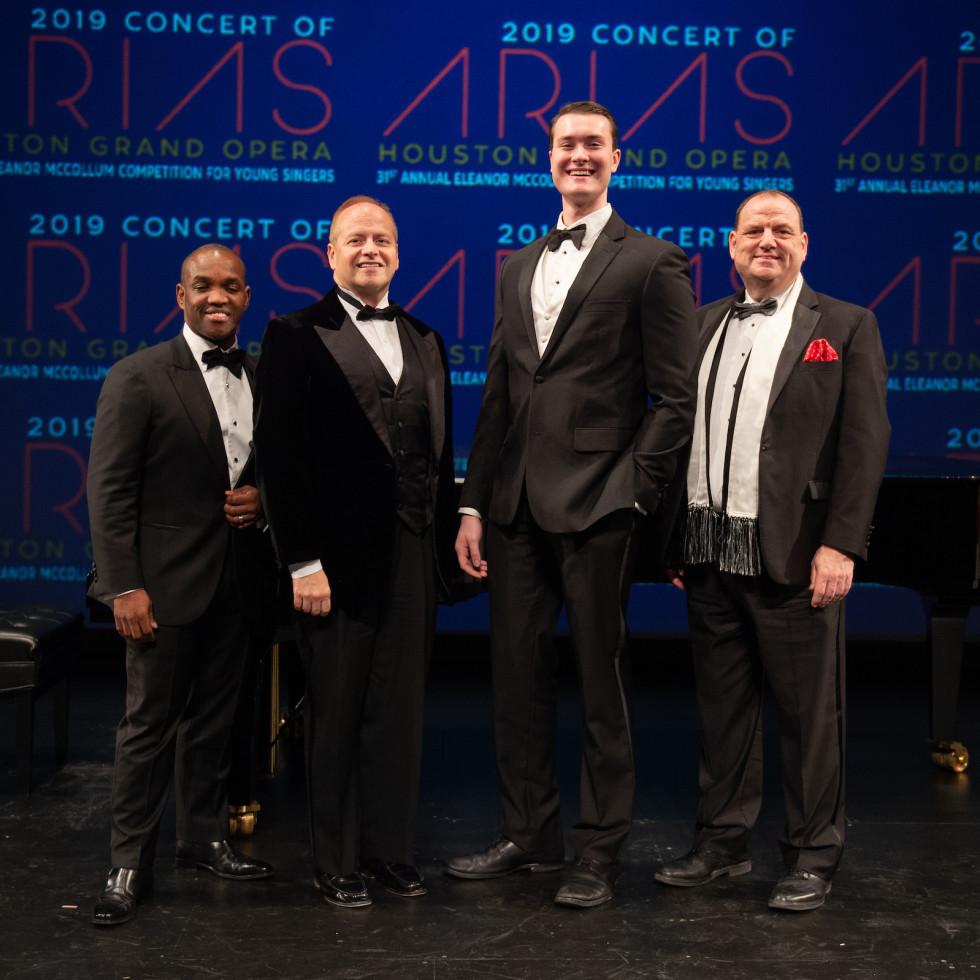 Concert of Arias-Lawrence Brownlee, Patrick Summers, William Meinert, Perryn Leech