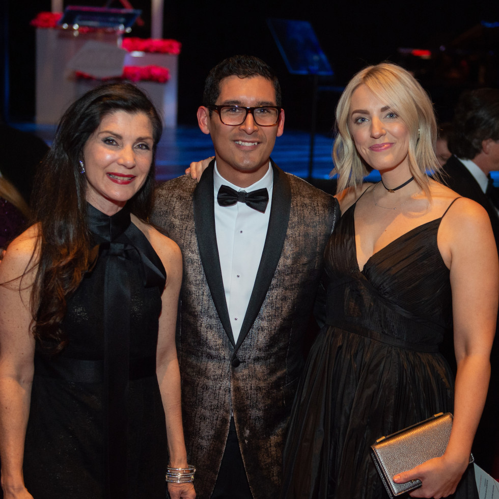 Concert of Arias-Cynthia Petrello, Chris and Abby Venegas
