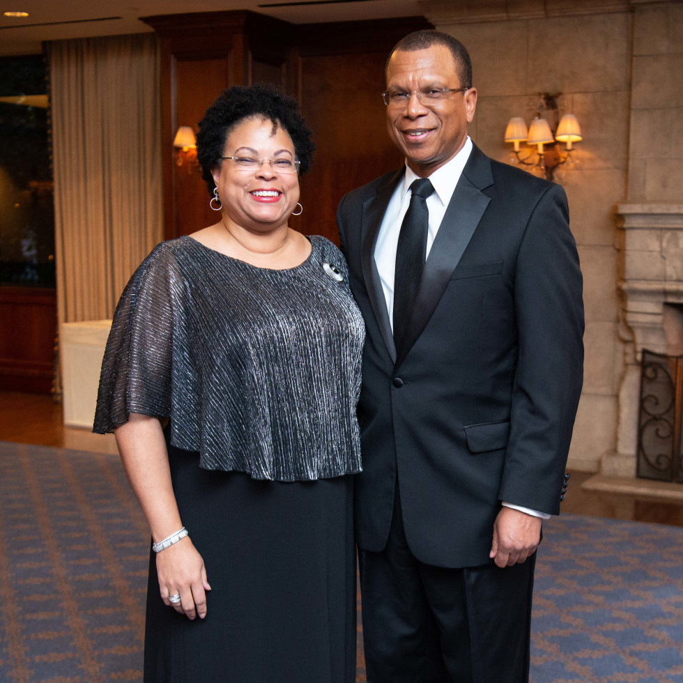 Inprint Poets & Writers Gala 2019:Marcia West & Ron Lewis