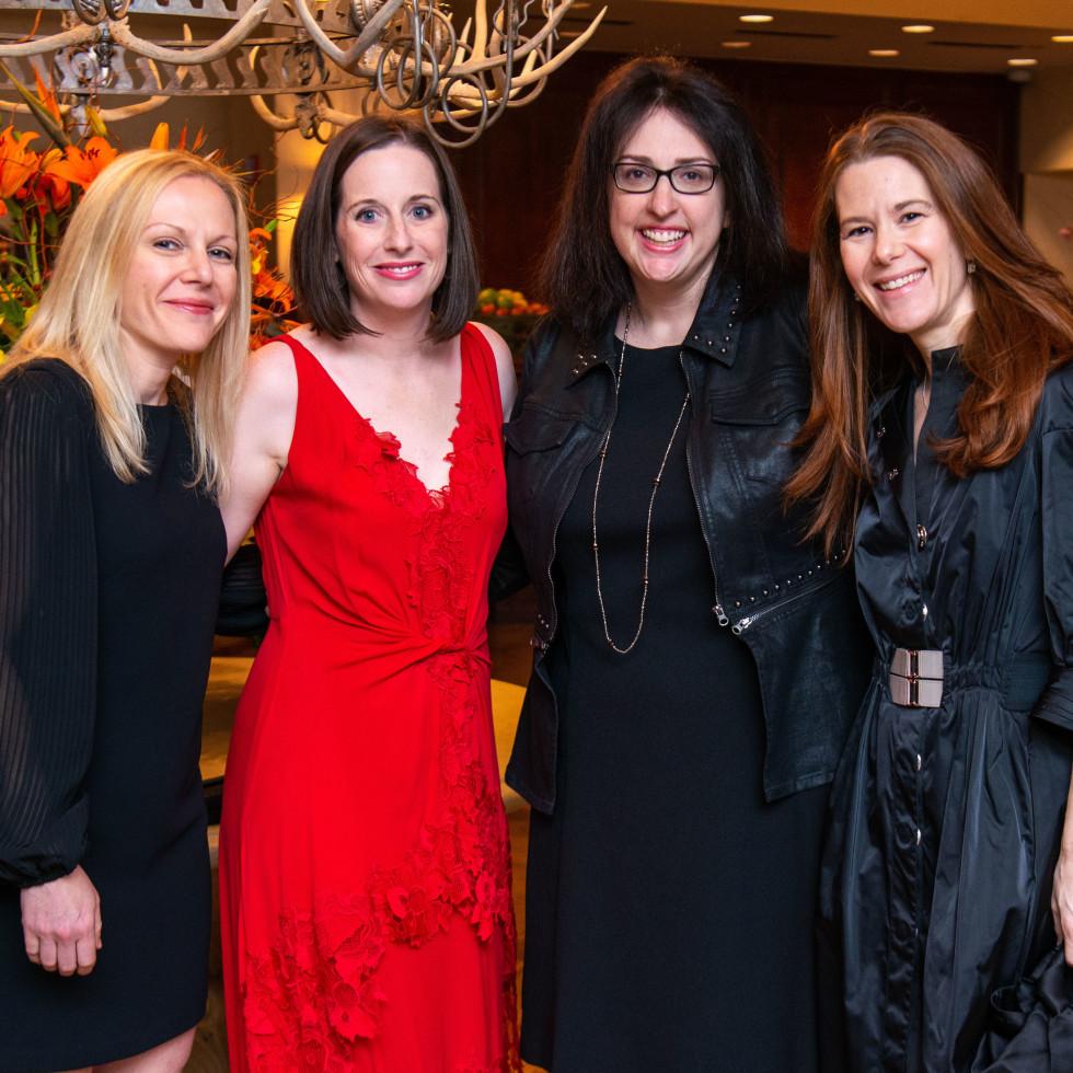 Inprint Poets & Writers Gala 2019: Laura Humble, Bari Fishel, Diane Kraitman, Brooke Feather