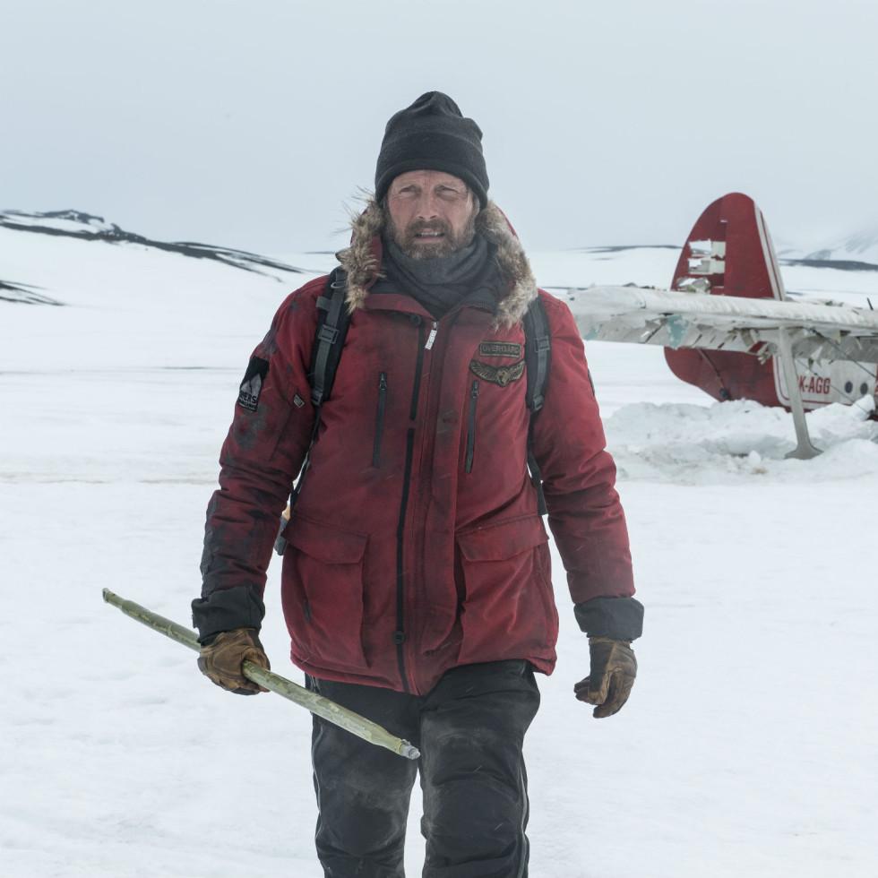 Mads Mikkelsen in Arctic