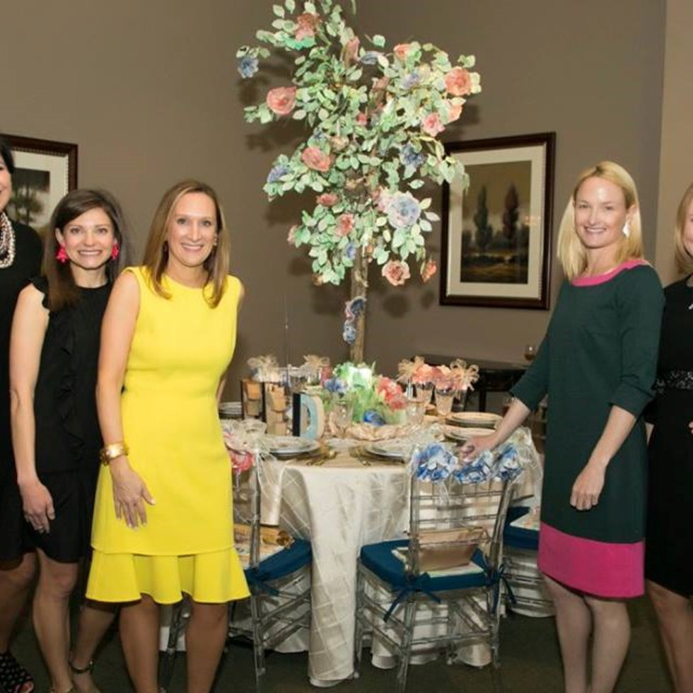 Mika Devaney, April Knight, Bliss Caver, Samantha Pace and Stacey Sangalli, Design Inspirations