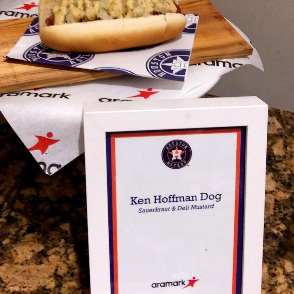 Houston Astros Stadium Food Minute Maid Park 2019 Ken Hoffman