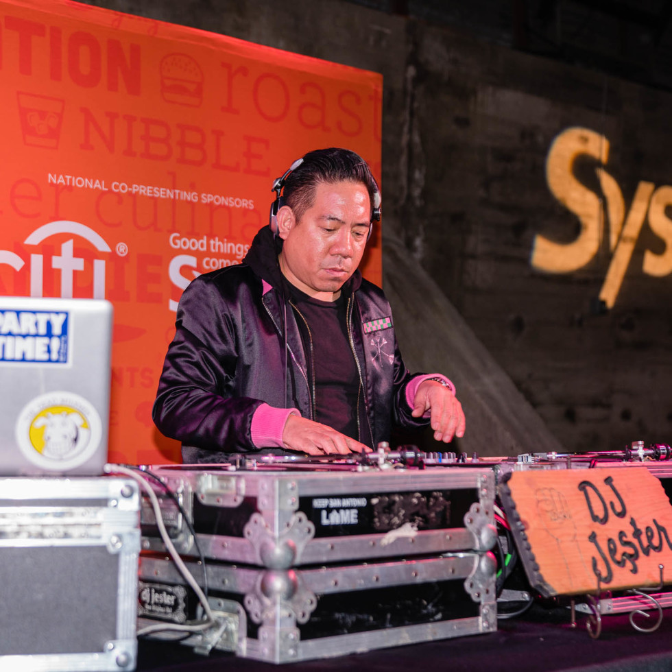 Taste the Nation No Kid Hungry at Fair Market DJ Jester