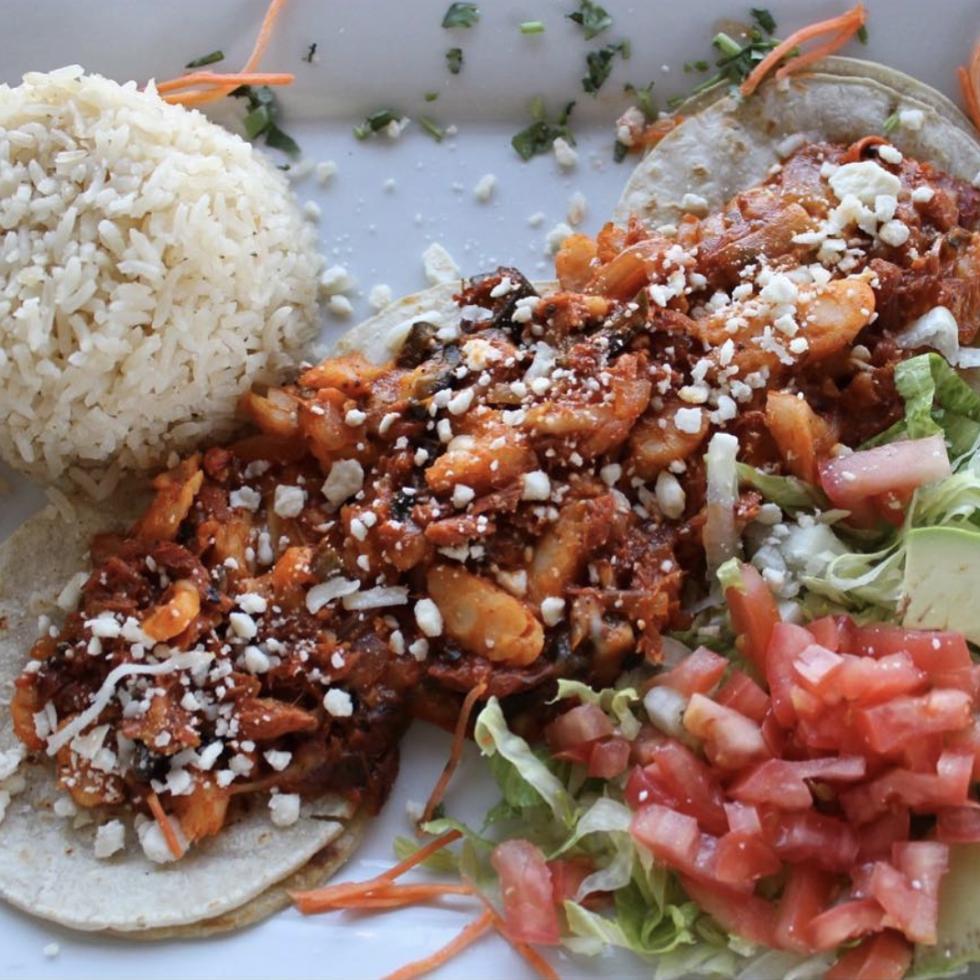 Macho Libre San Antonio tacos