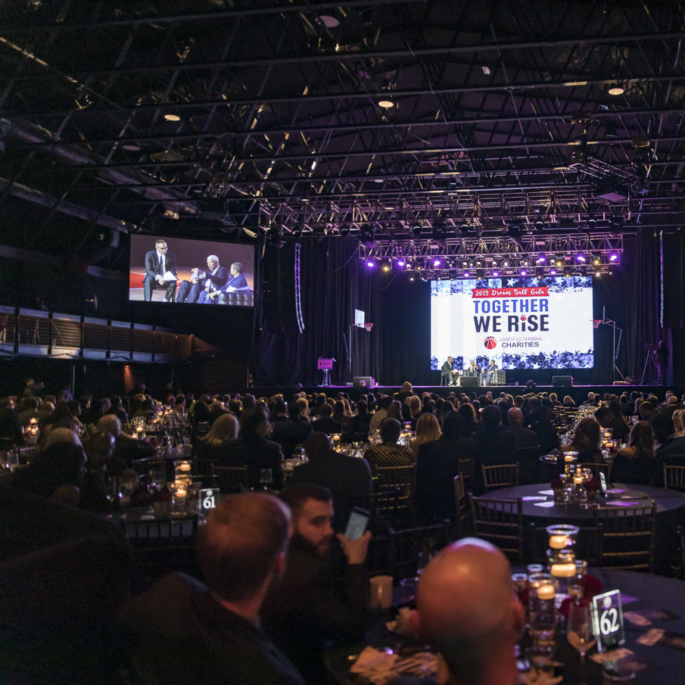 Nancy Lieberman Charities Dream Ball Gala
