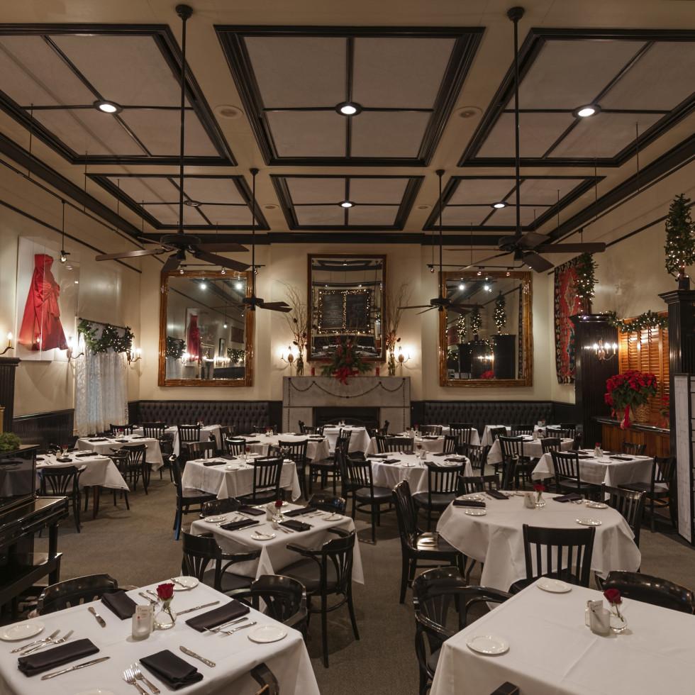 Ouisie's Table in Houston