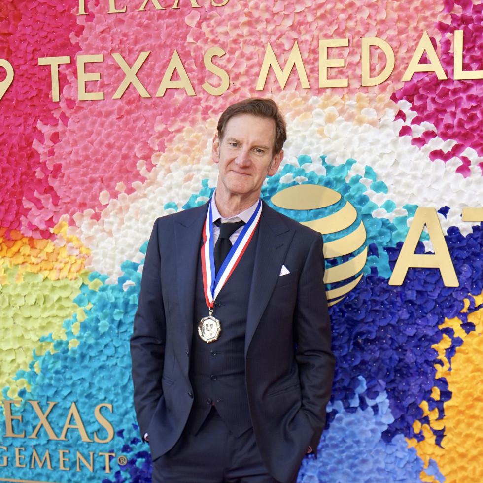 2019 Texas Medal of Art Awards Mark Seliger