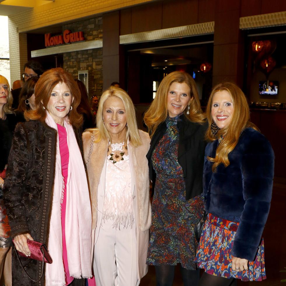 Rusty Duvall, Janet Evans, Molly Duvall, Erin Duvall