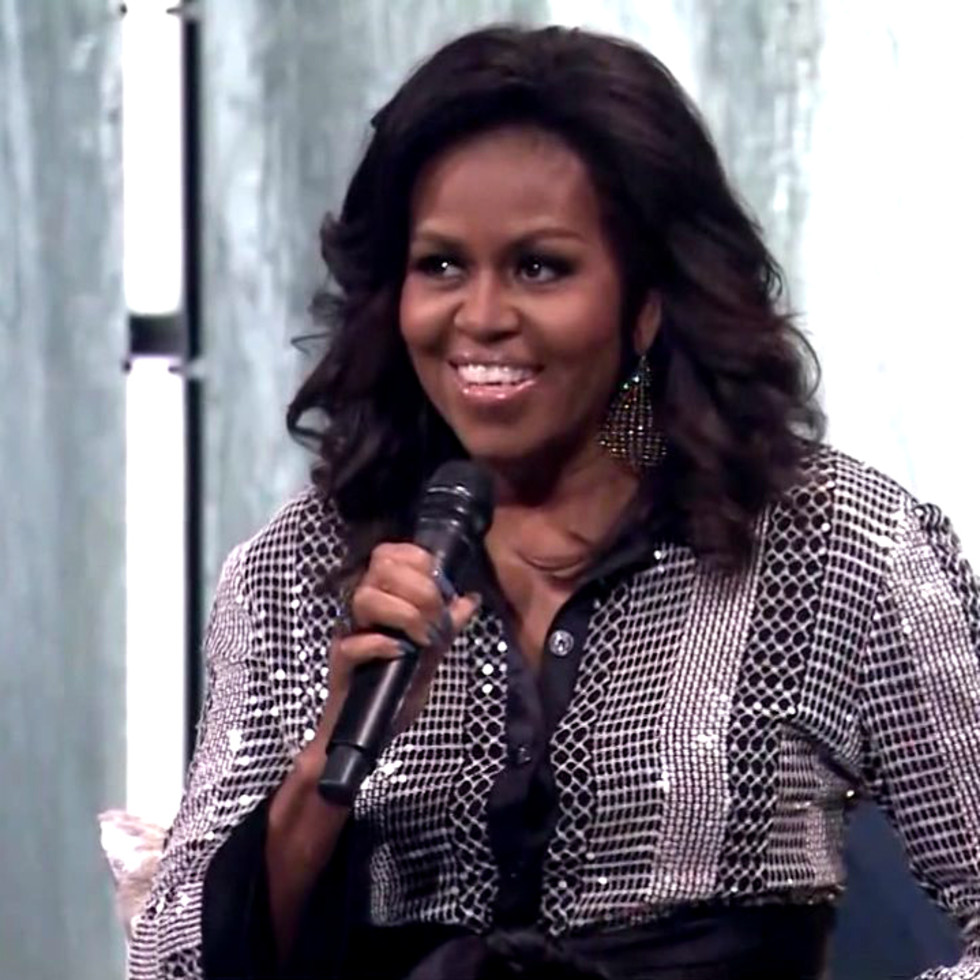 Michelle Obama in Houston