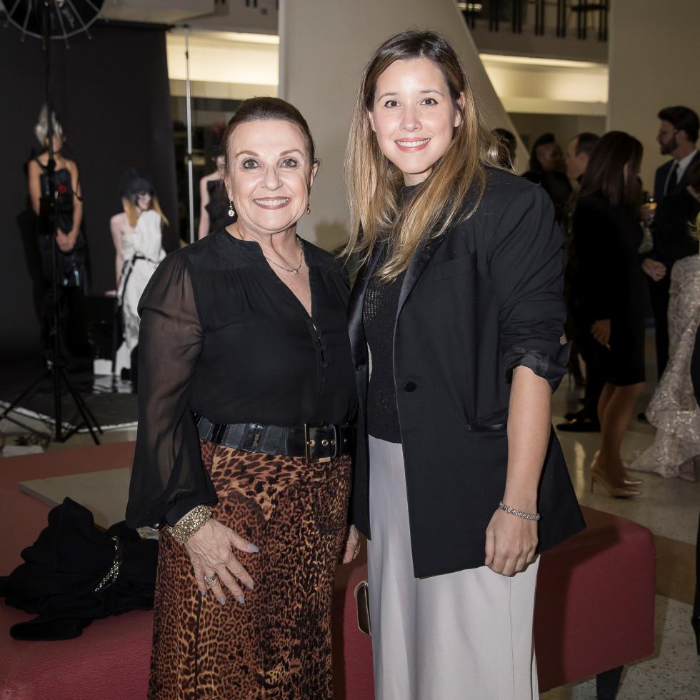 Rosanne Hart and Cristina Graham