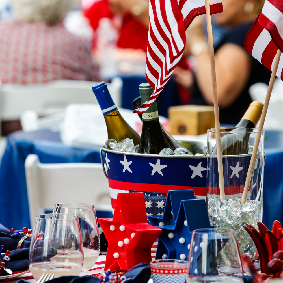 FWSO, Old Fashioned Family Fireworks Picnic, Concerts in the Garden, 4th of July