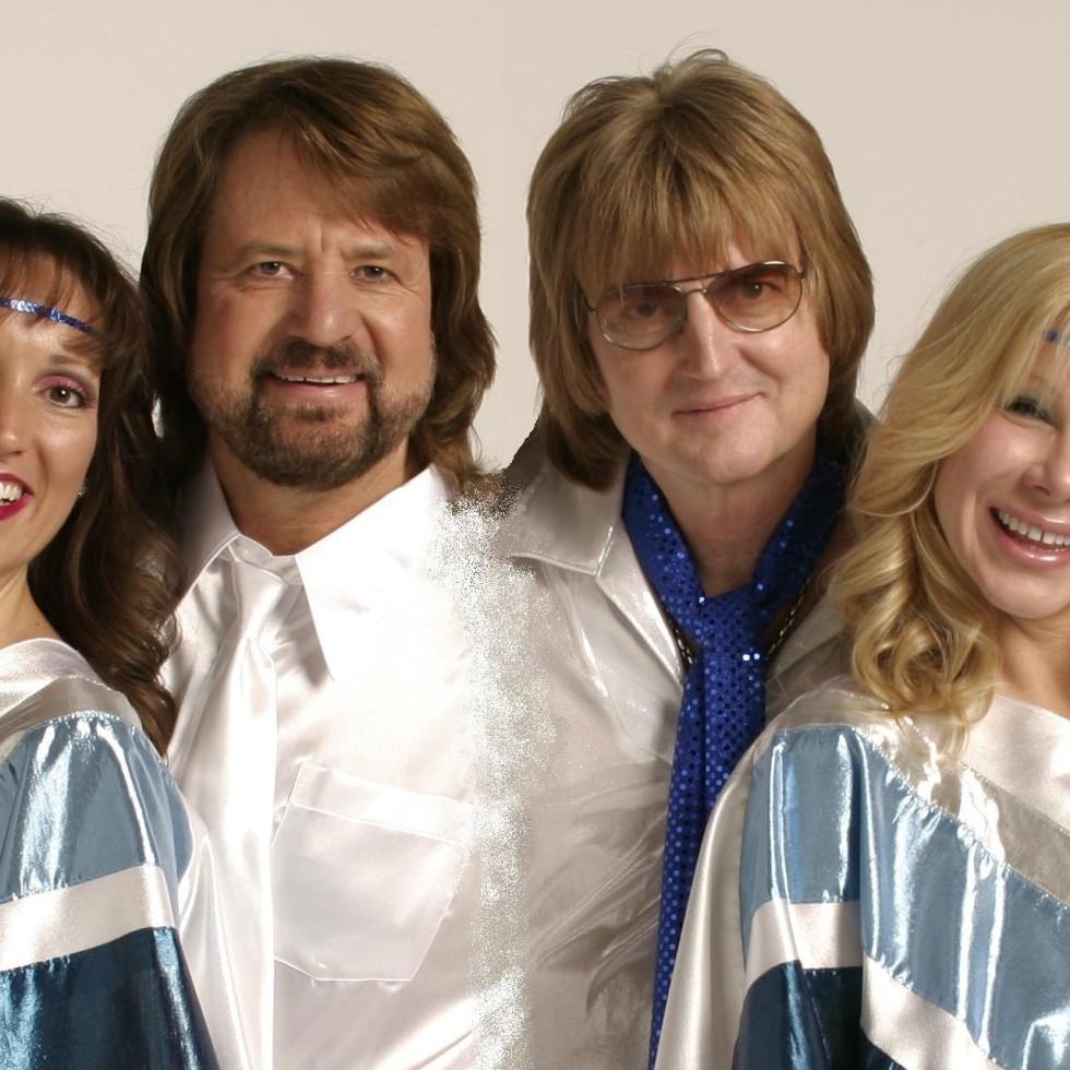ABBACADABRA, Concerts in the Garden, ABBA tribute