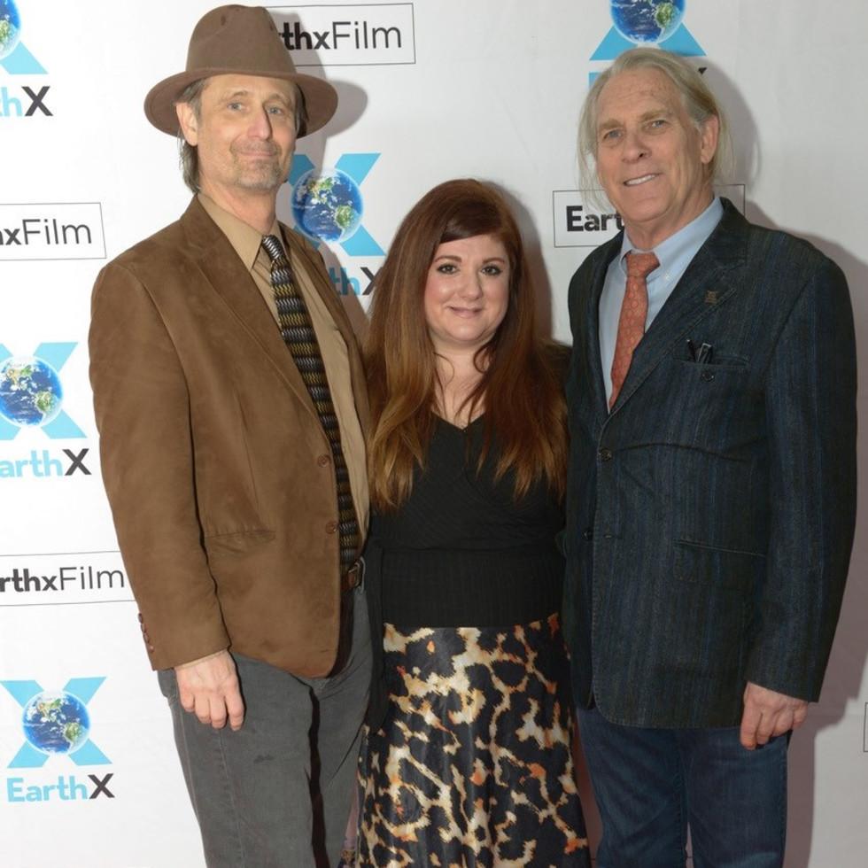Tom Huckabee, Erin Parisi, Trammell S Crow