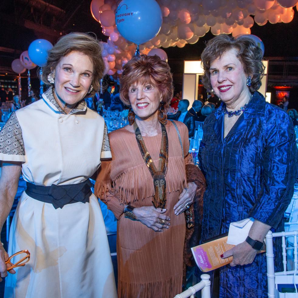 Deedie Rose, Donna Wilhelm, Sarah Warnecke