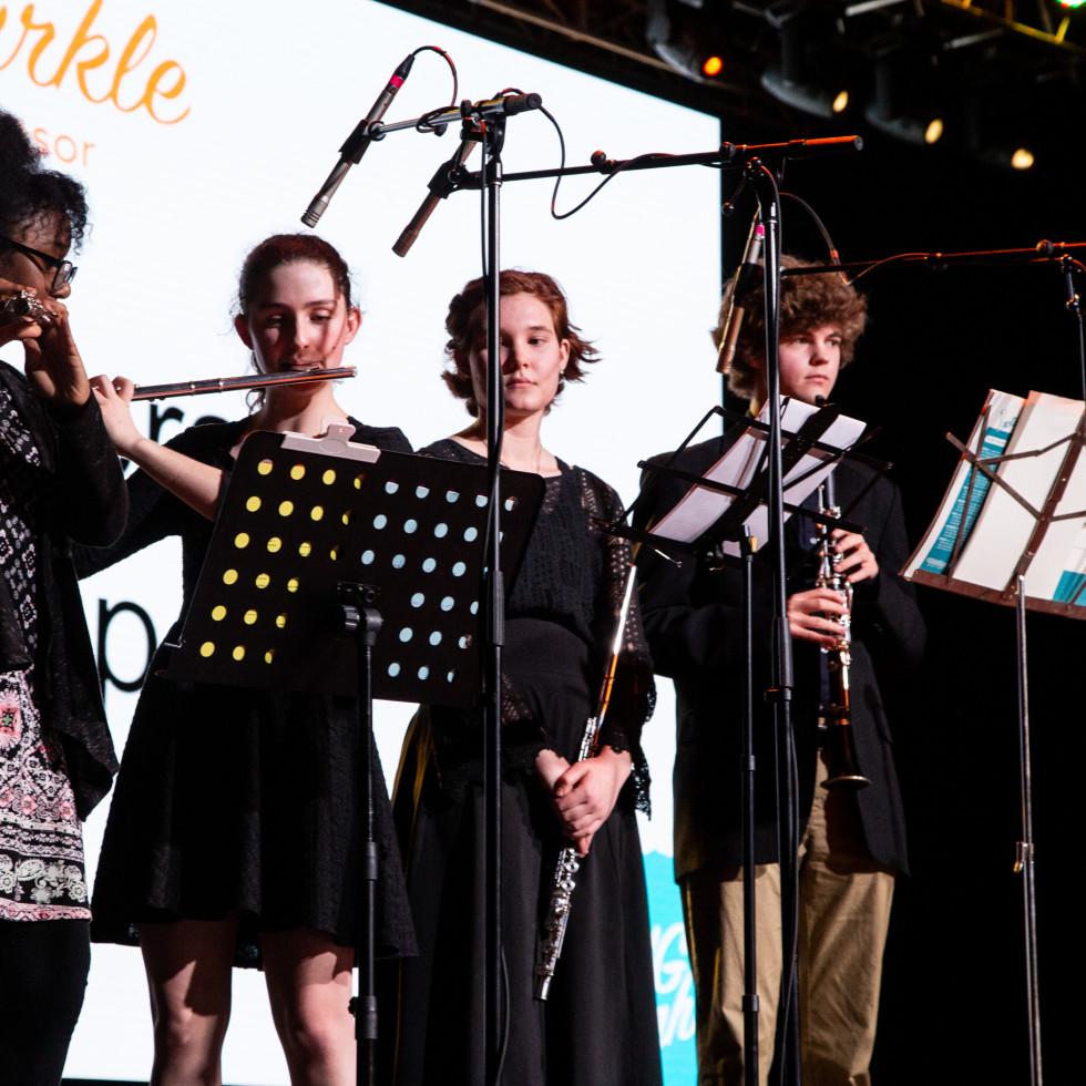 Booker T. Washington Jazz Ensemble