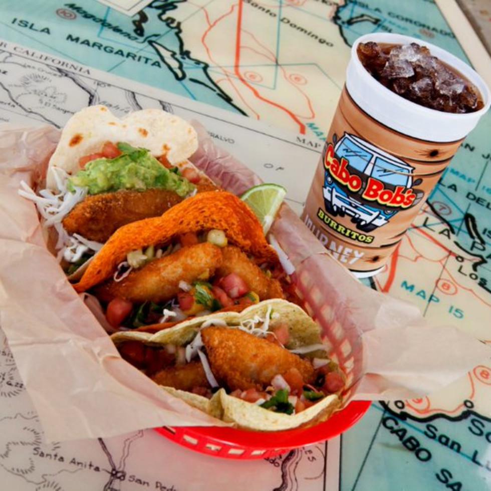 Cabo Bob's tacos