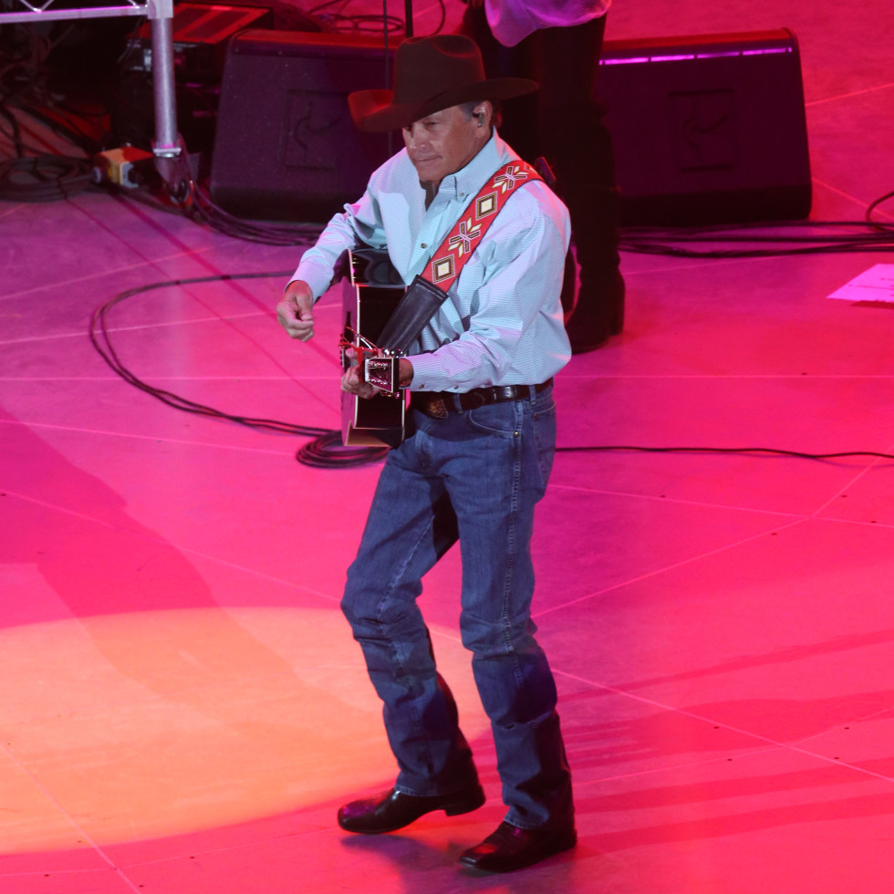George Strait RodeoHouston 2019