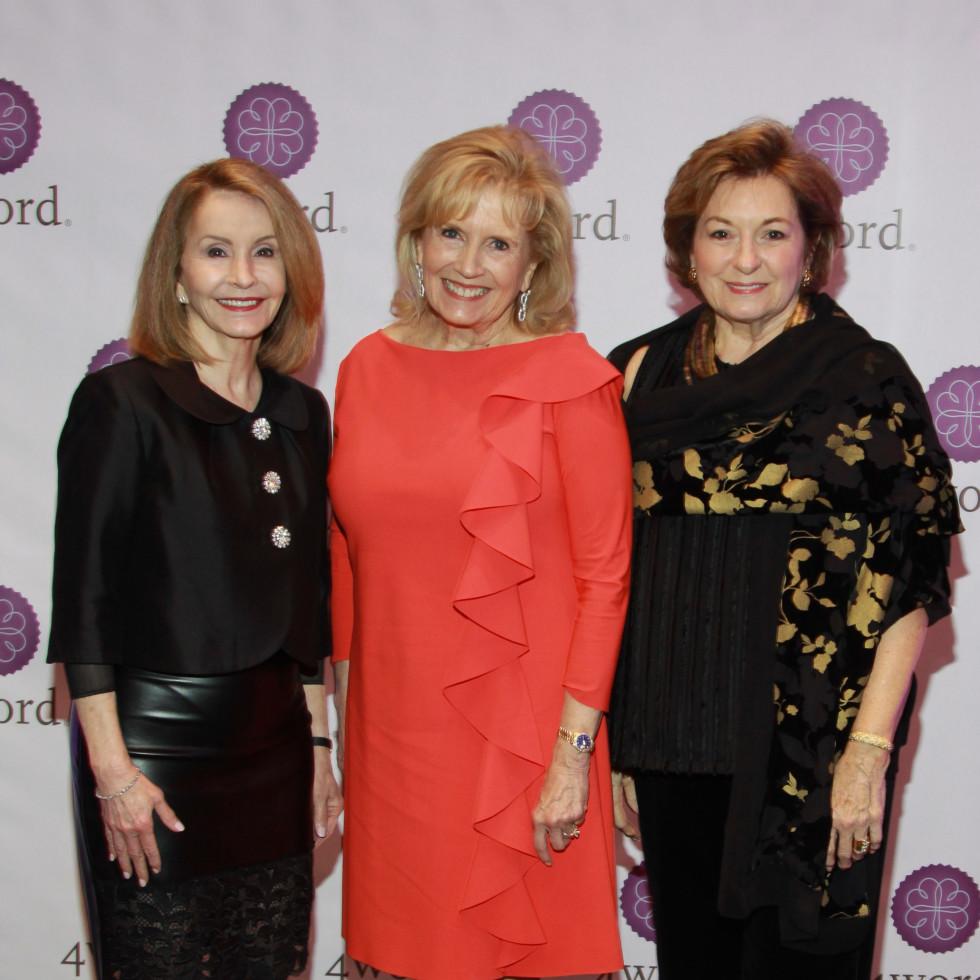Dorthy Miller Shore, Kathryn Waldrep and Ka Cotter