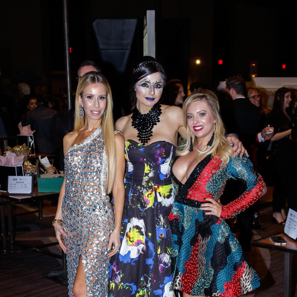 Yana Greenstein, Miriam Ayala, Lydia Inboden