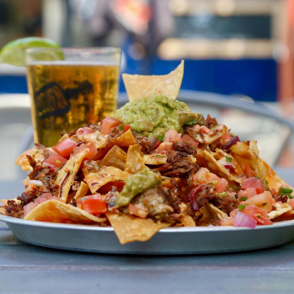 The Pigpen San Antonio nachos