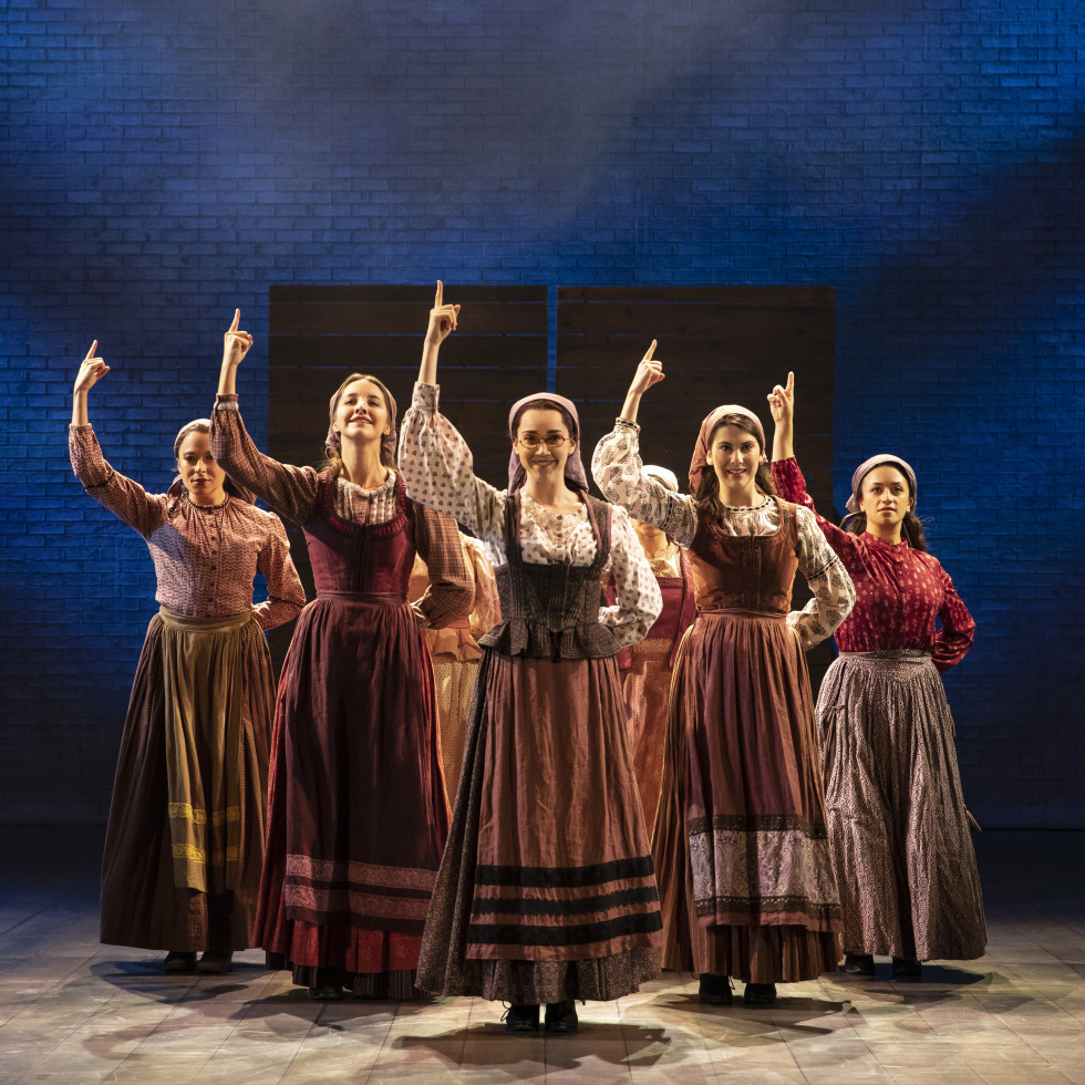 Fiddler on the Roof national tour