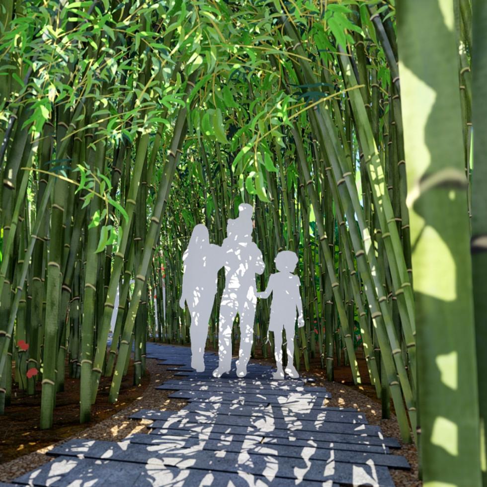 Global Collection Garden Houston Botanic Garden