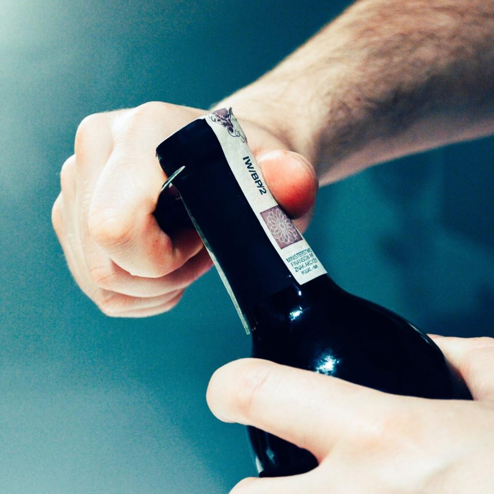 Winebelly Austin opening wine
