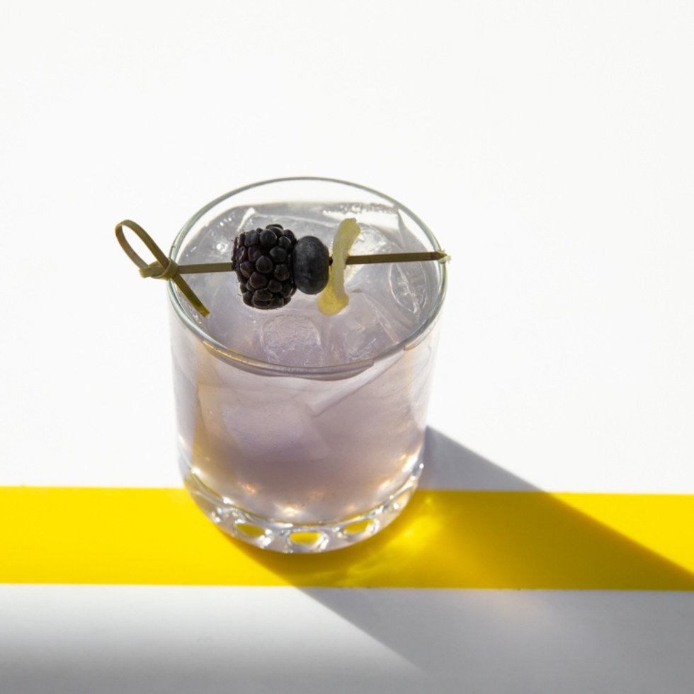 Gin Blossom cocktail from The Classic