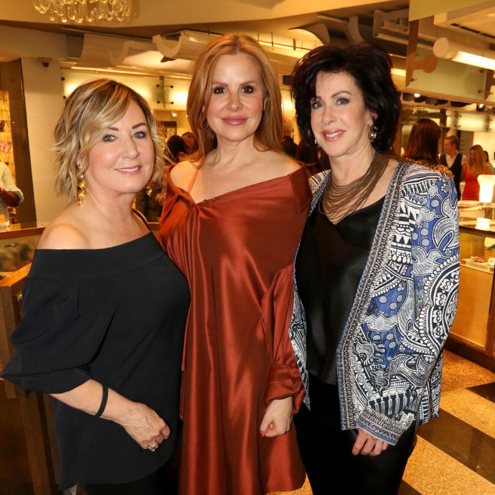 Jeanne Milligan, Brenda Meloy, Susan Posnick (2)