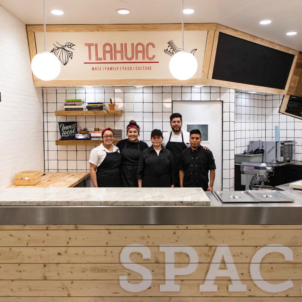 Tlahuac team NextSeed Space