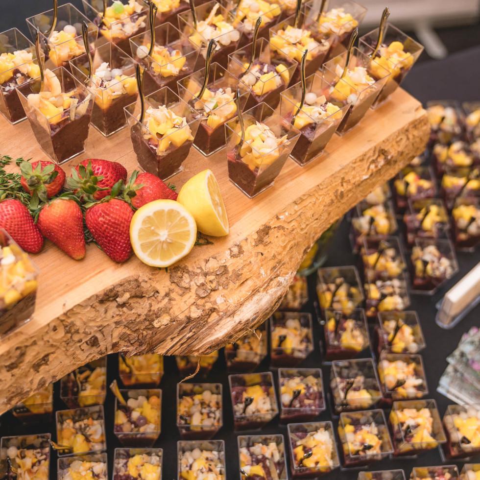 CultureMap Tastemakers 2019 Bob Bullock Museum Rosemary's Catering