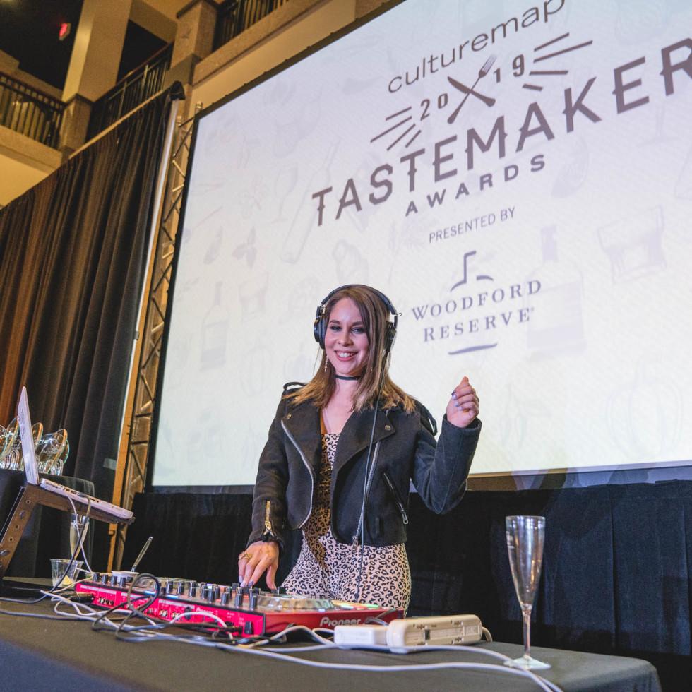 CultureMap Tastemakers 2019 Bob Bullock Museum DJ La Moon