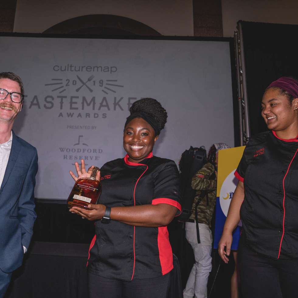CultureMap Tastemakers 2019 Bob Bullock Museum The Jerk Shack