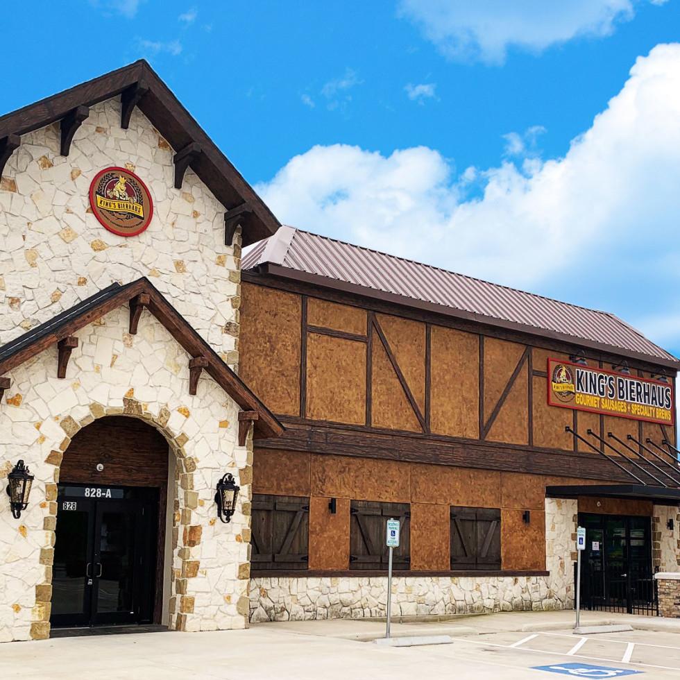 King's Bierhaus League City