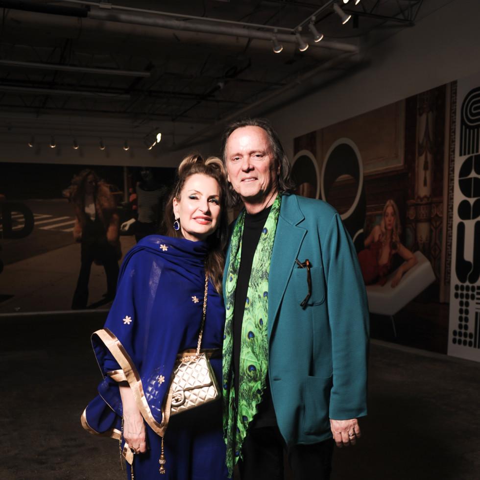 Karen & Michael Bivins