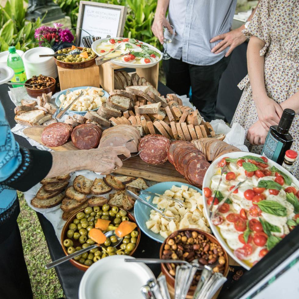 Umlauf Garden Party 2019 Elm Restaurant Group