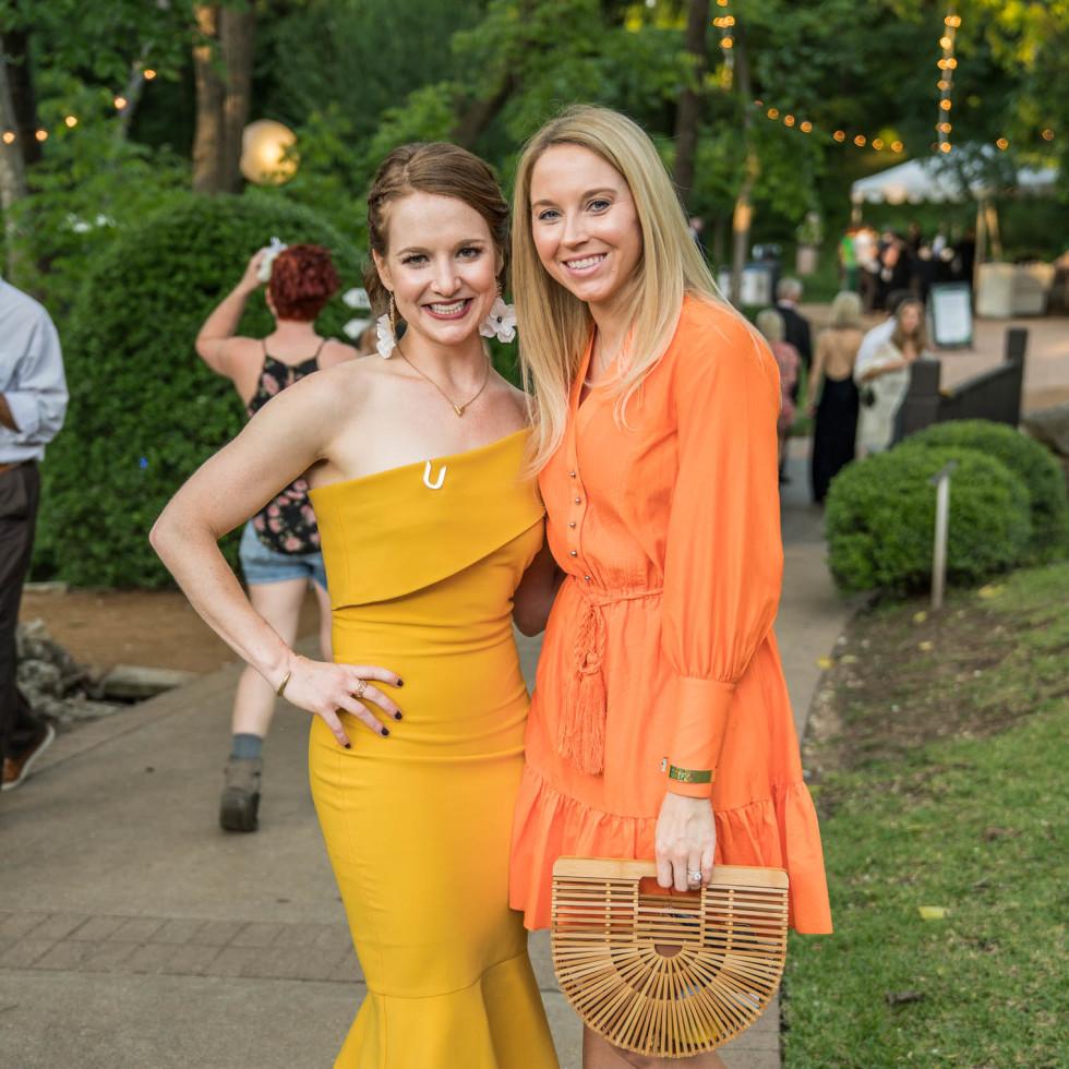 Umlauf Garden Party 2019 Sarah Story Laura Coaxun