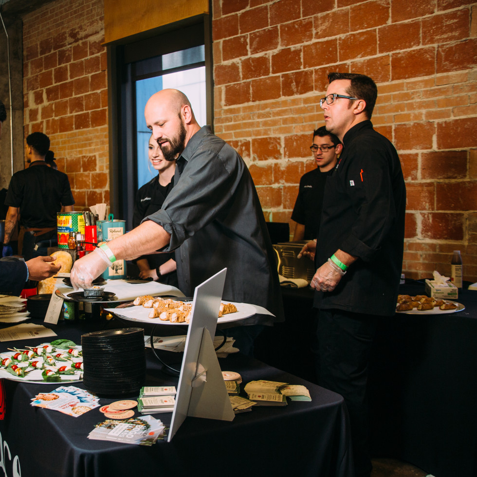 Tastemaker Awards Dallas 2019, Sauce