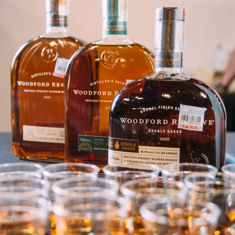 Woodford Reserve, Tastemaker Awards Dallas