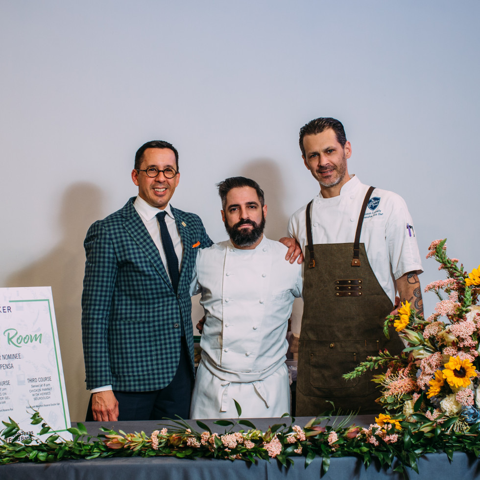 Tastemaker Awards Dallas 2019, French Room