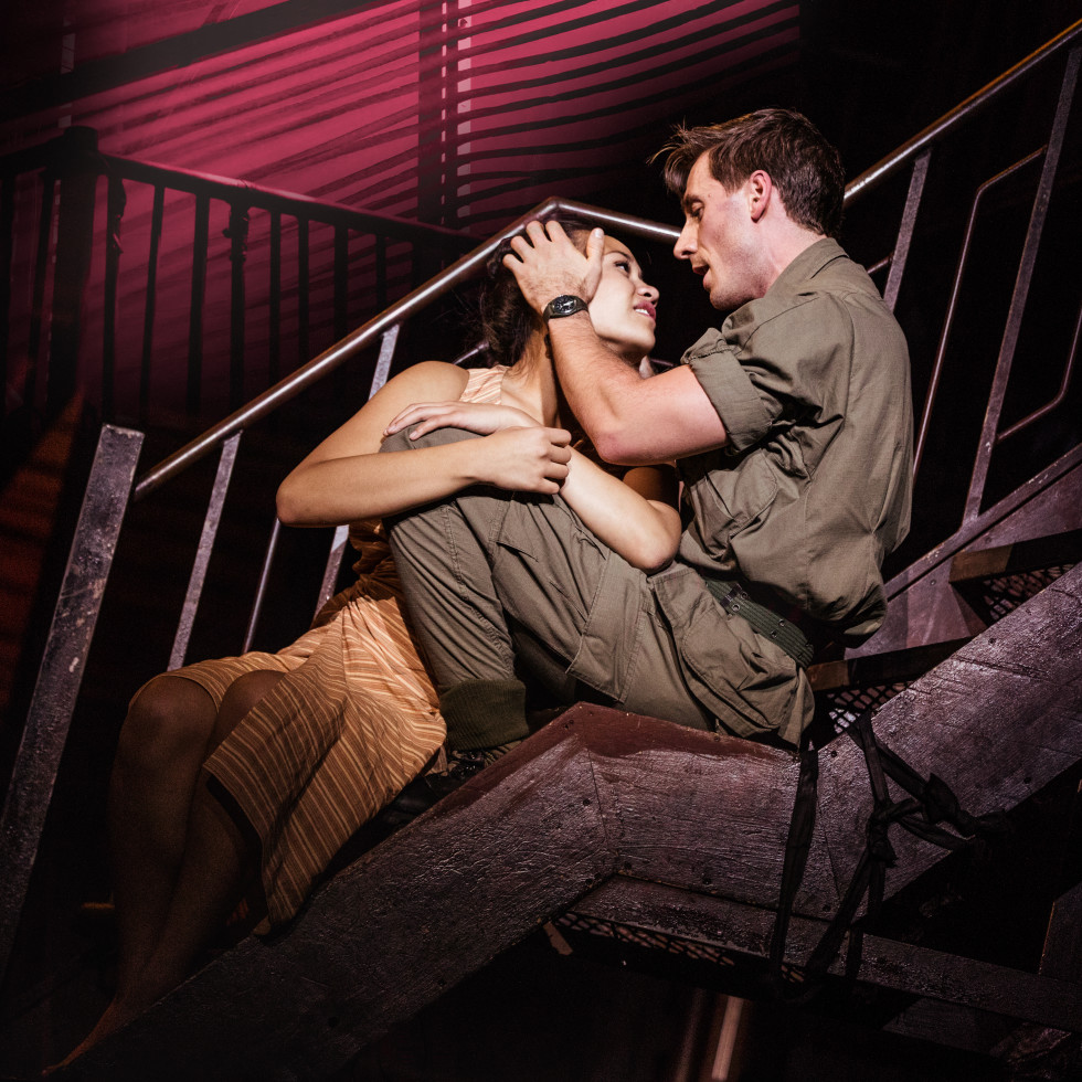 Miss Saigon: Emily Bautista, Anthony Festa