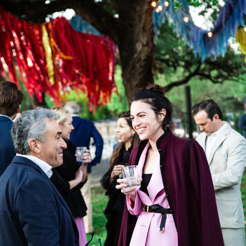 The Contemporary Art Dinner Laguna Gloria 2019
