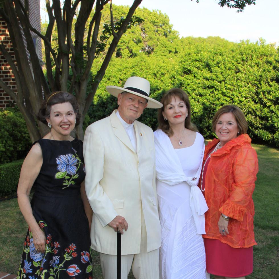 Bettina Hennessy, Bill and Minnie Jean Caruth, Renée Querbes Farren