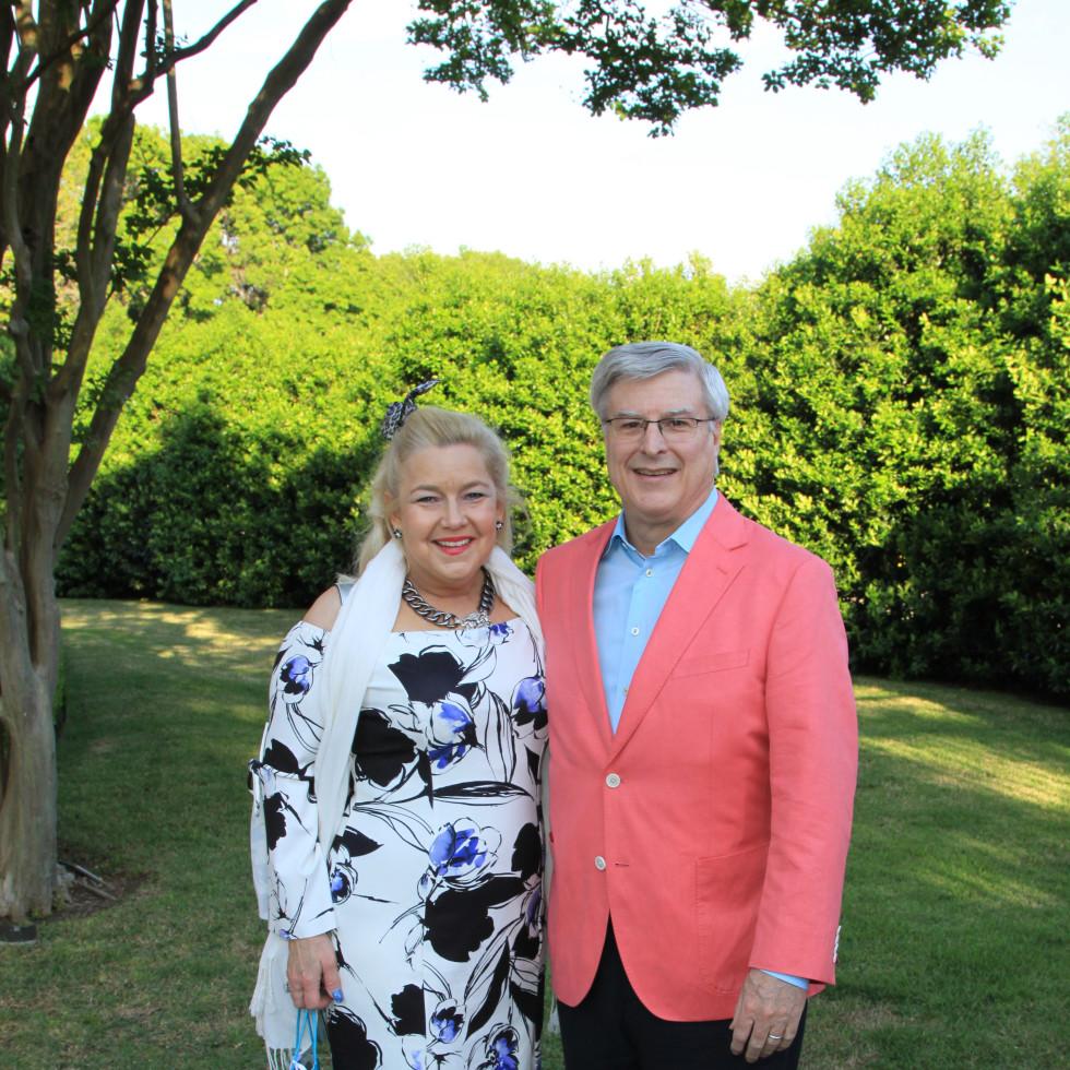 Marena and Roger Gault