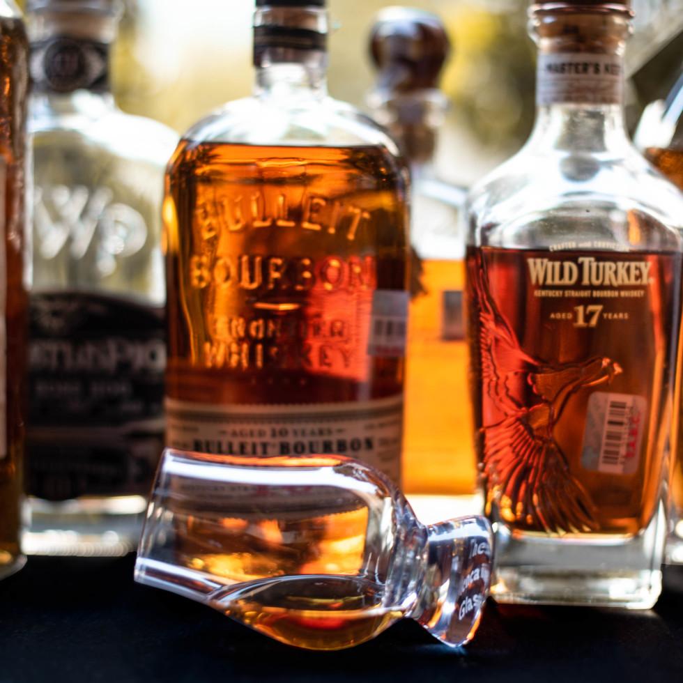 Bayou & Bottle bourbon dinner
