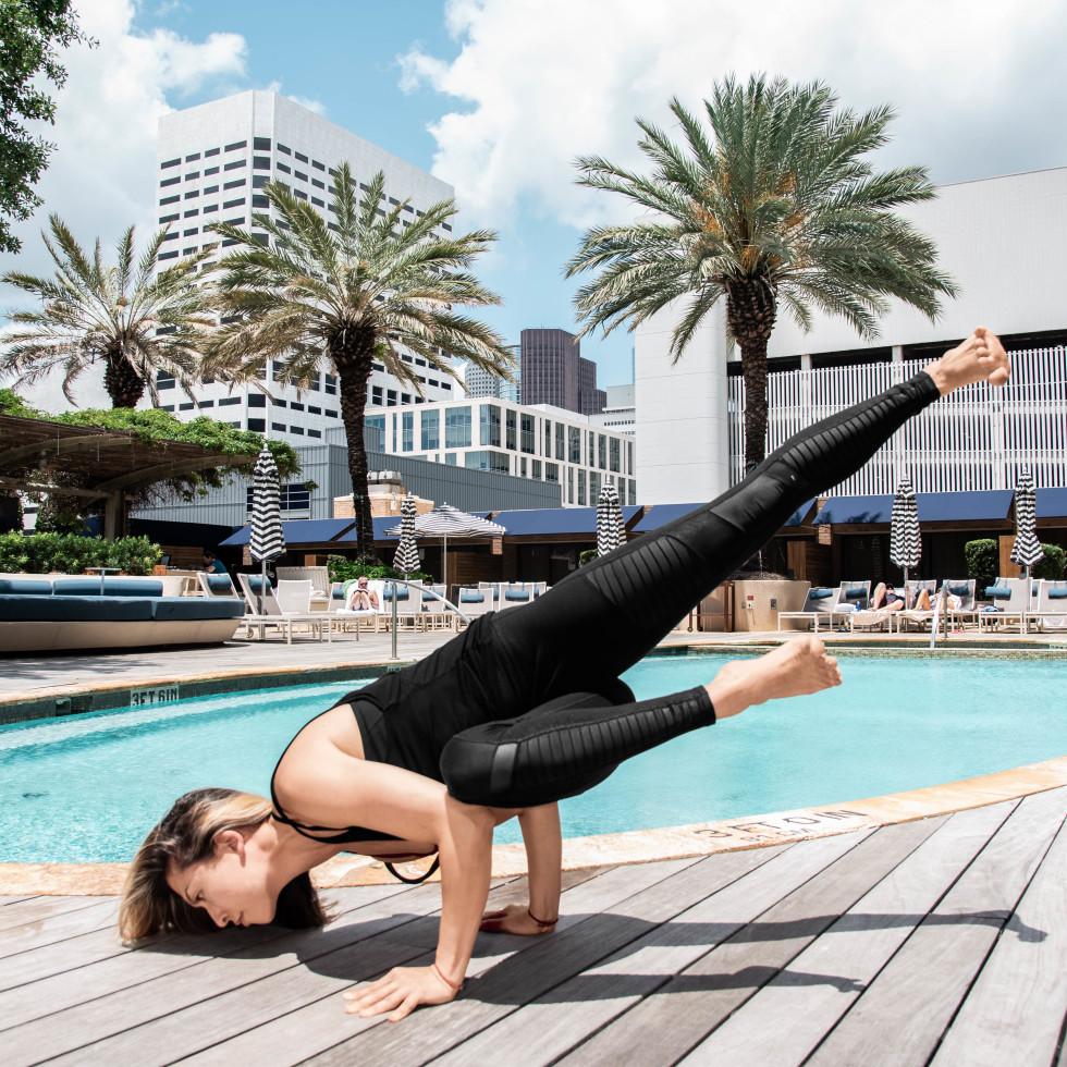 Sunrise Salutations yoga