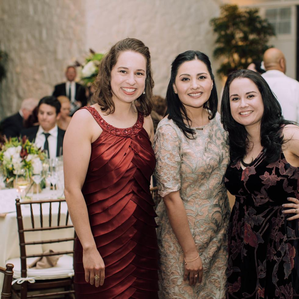Kate Tombaugh, Cassandra Zoe Velasco, Abigail Santos Villalobos